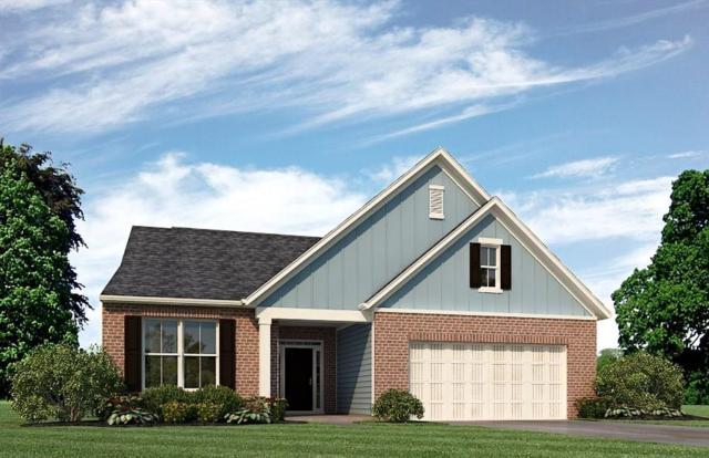 16564 Stableview Drive, Fortville, IN 46040 (MLS #21571647) :: The Evelo Team