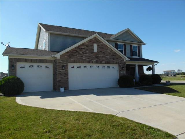 3394 S Bennett Drive, New Palestine, IN 46163 (MLS #21571779) :: The Indy Property Source