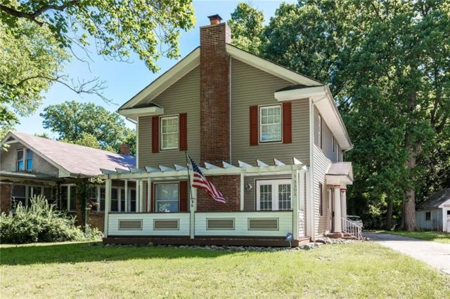 3301 Carrollton Avenue, Indianapolis, IN 46205 (MLS #21571917) :: Indy Scene Real Estate Team