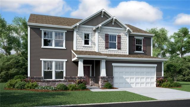 16525 Stableview Drive, Fortville, IN 46040 (MLS #21572024) :: The Evelo Team
