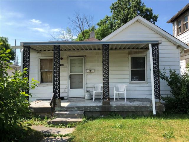 1915 E Maryland Street, Indianapolis, IN 46201 (MLS #21572054) :: The Evelo Team