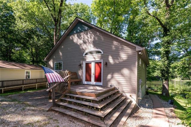 884 W Lakeview Drive, Nineveh, IN 46164 (MLS #21572077) :: Indy Plus Realty Group- Keller Williams