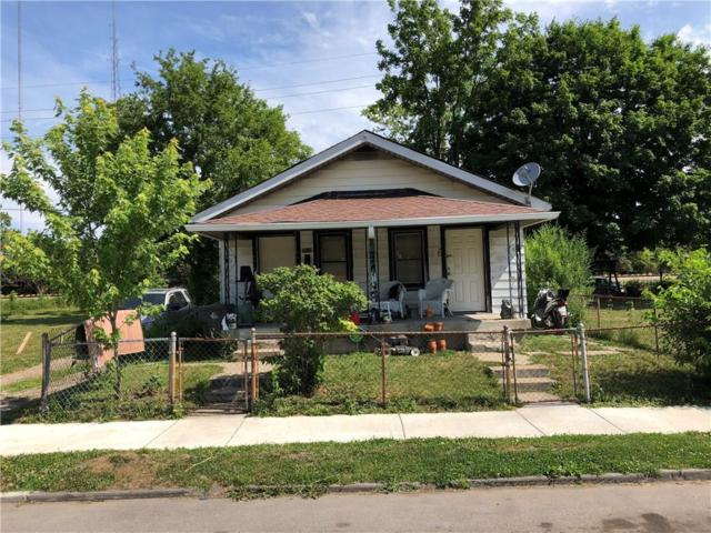 1916 E Maryland Street, Indianapolis, IN 46201 (MLS #21572080) :: The Evelo Team