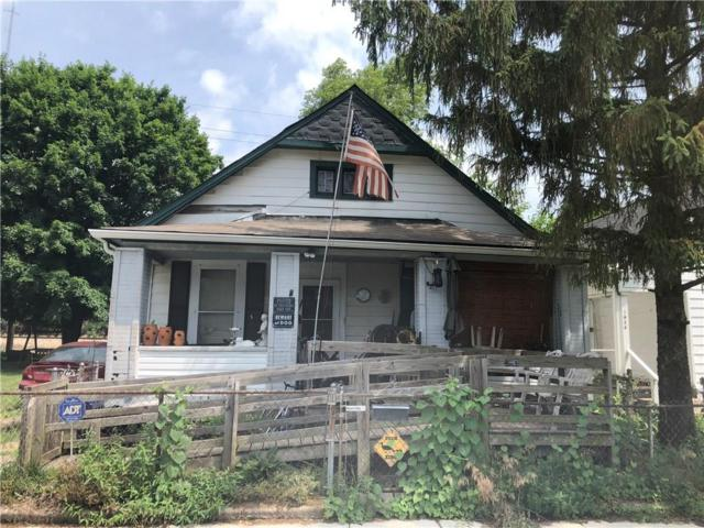 1924 E Maryland Street, Indianapolis, IN 46201 (MLS #21572094) :: The Evelo Team