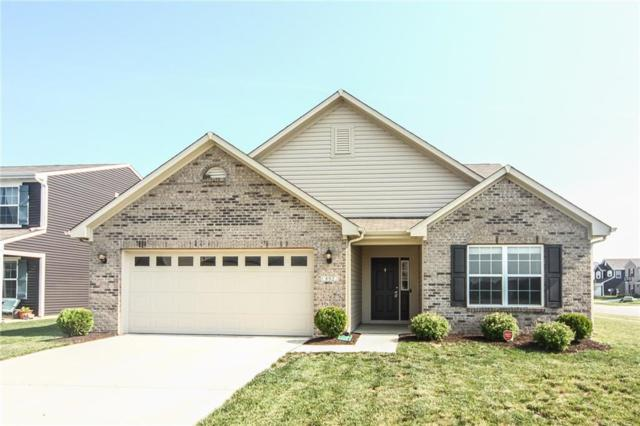 892 Coralberry Lane, Greenwood, IN 46143 (MLS #21572169) :: The Indy Property Source