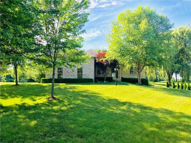 8324 Haggard Drive, Martinsville, IN 46151 (MLS #21572254) :: The Indy Property Source