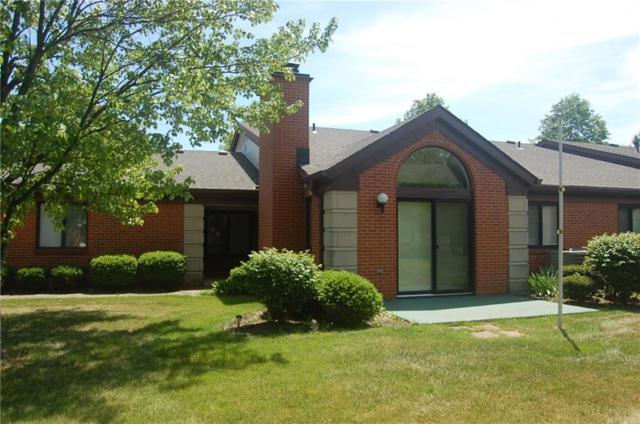 2270 Emily Drive, Indianapolis, IN 46260 (MLS #21572269) :: FC Tucker Company
