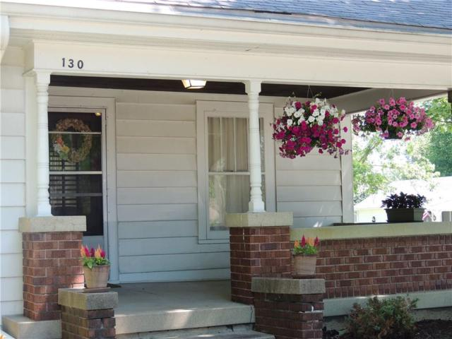 130 Cross Street, Clayton, IN 46118 (MLS #21572279) :: The Indy Property Source