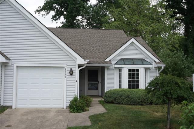 8232 Crook Drive N, Indianapolis, IN 46256 (MLS #21572317) :: Indy Scene Real Estate Team
