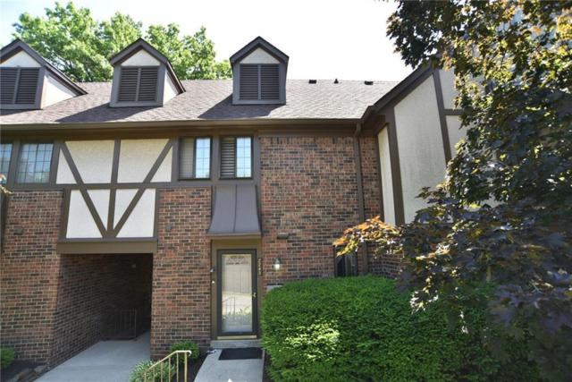 2243 Rome Drive #8, Indianapolis, IN 46228 (MLS #21572450) :: Indy Plus Realty Group- Keller Williams