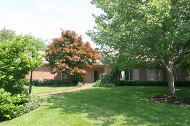 5032 Beaumont Way South Drive S, Indianapolis, IN 46250 (MLS #21572457) :: The ORR Home Selling Team
