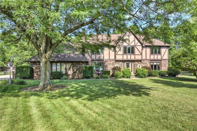 7249 Kensington Court, Avon, IN 46123 (MLS #21572469) :: The Indy Property Source