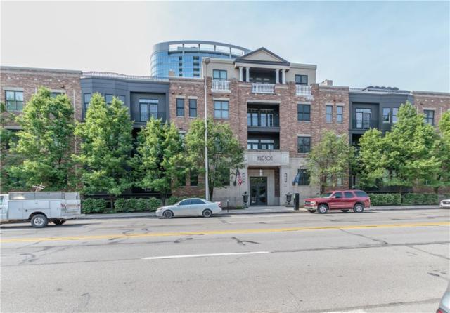 355 E Ohio Street #301, Indianapolis, IN 46202 (MLS #21572530) :: The ORR Home Selling Team