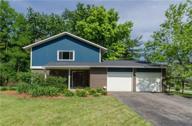 8619 Lancaster Road, Indianapolis, IN 46260 (MLS #21572565) :: Mike Price Realty Team - RE/MAX Centerstone