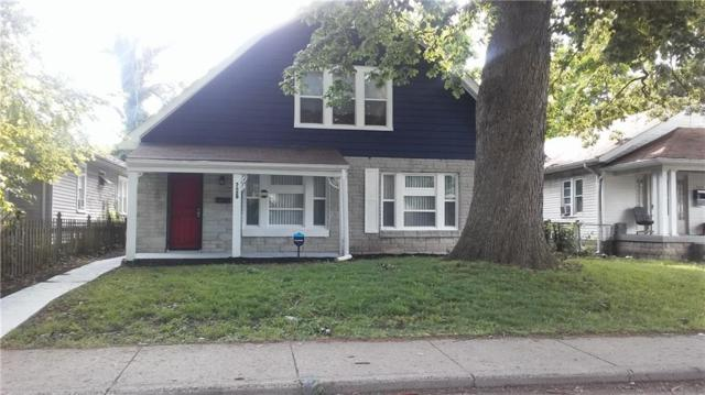 726 N Linwood Avenue, Indianapolis, IN 46201 (MLS #21572650) :: Mike Price Realty Team - RE/MAX Centerstone