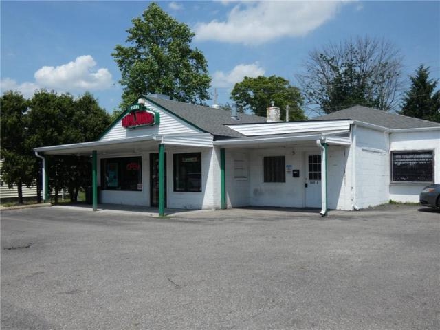 1001 N State Street, Greenfield, IN 46140 (MLS #21572718) :: Indy Plus Realty Group- Keller Williams