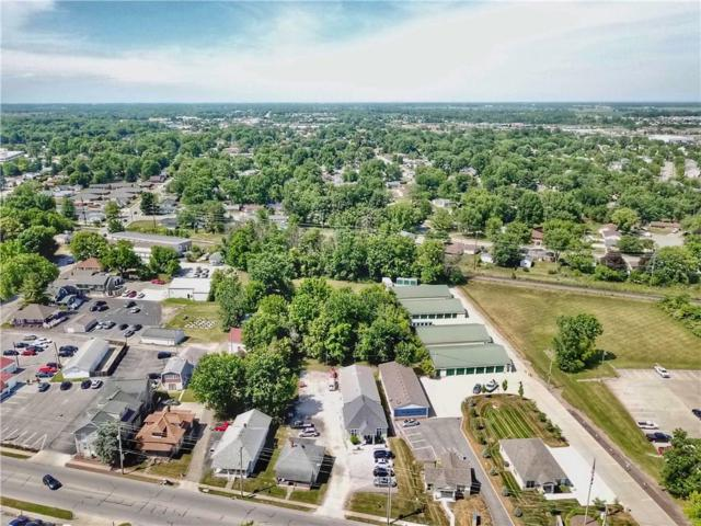 422 E Main Street, Brownsburg, IN 46112 (MLS #21572734) :: FC Tucker Company