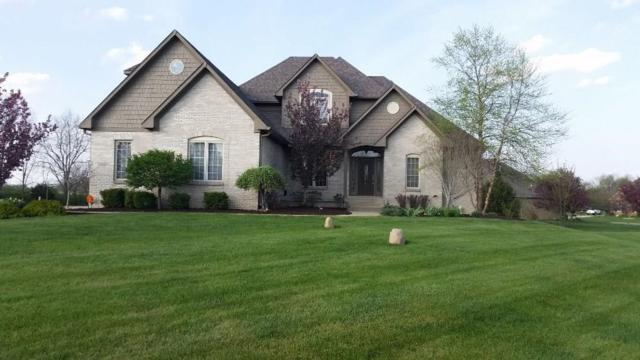 7858 W Bristol Way, New Palestine, IN 46163 (MLS #21572768) :: The Indy Property Source