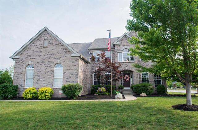 11584 Long Sotton Circle, Fishers, IN 46037 (MLS #21572783) :: Indy Scene Real Estate Team