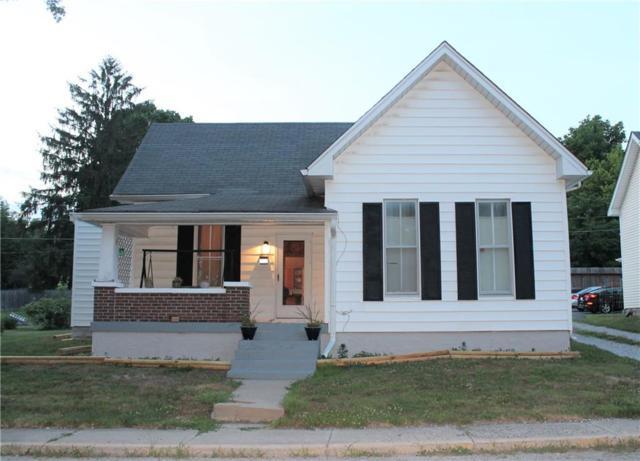 252 W Broadway Street, Danville, IN 46122 (MLS #21572786) :: The Indy Property Source
