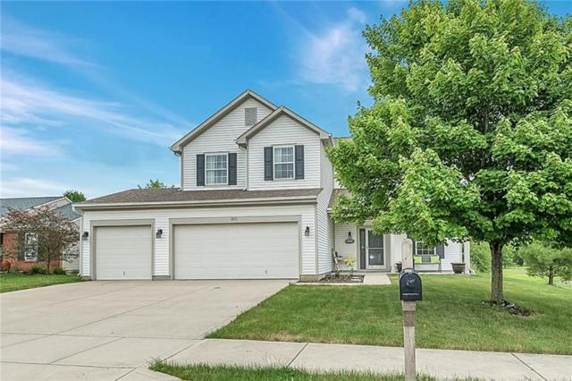 3873 Crest Point Drive, Westfield, IN 46062 (MLS #21572828) :: The Evelo Team