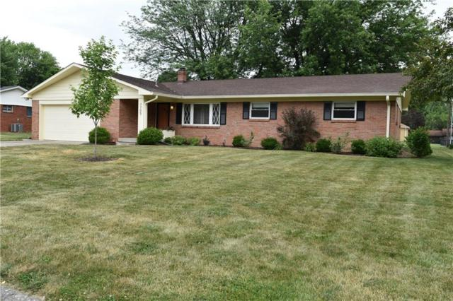 7705 Landau Lane, Indianapolis, IN 46227 (MLS #21572832) :: Indy Scene Real Estate Team