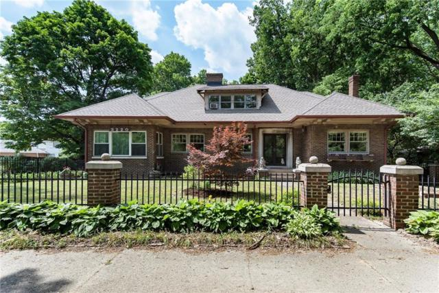 3220 E Fall Creek Parkway North Drive, Indianapolis, IN 46205 (MLS #21572861) :: Indy Scene Real Estate Team