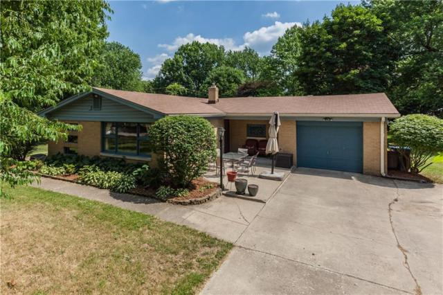 1615 W 62ND Street, Indianapolis, IN 46260 (MLS #21572904) :: Indy Scene Real Estate Team