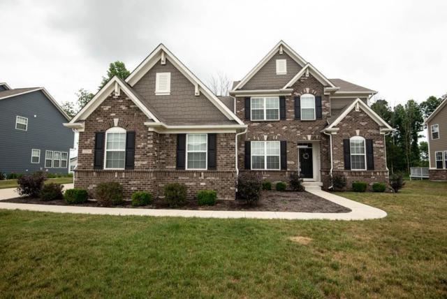2279 Brentford Lane, Greenwood, IN 46143 (MLS #21572916) :: The ORR Home Selling Team