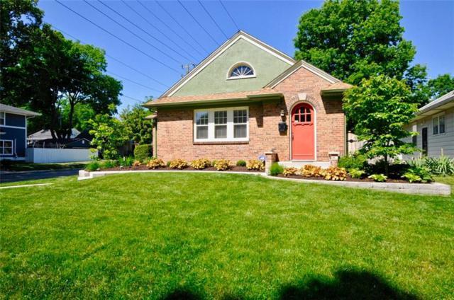 4902 N Kenwood Avenue, Indianapolis, IN 46208 (MLS #21573080) :: Indy Scene Real Estate Team