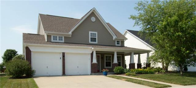 1203 Bridgeport Drive, Westfield, IN 46074 (MLS #21573090) :: Indy Plus Realty Group- Keller Williams