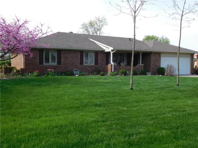 705 Green Meadow Drive, Greenwood, IN 46143 (MLS #21573117) :: The Indy Property Source