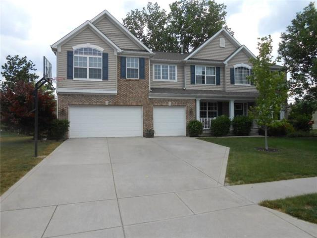 2323 S Moeller Circle, New Palestine, IN 46163 (MLS #21573154) :: The Indy Property Source