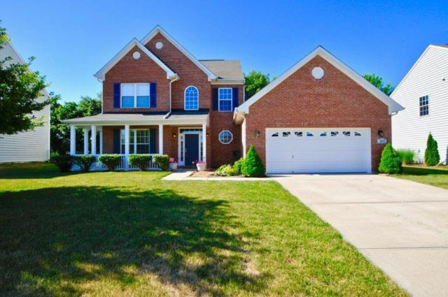 3093 Autumn Run, Bargersville, IN 46106 (MLS #21573188) :: The Indy Property Source