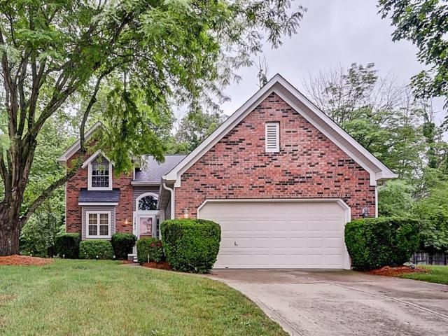 11411 Geist Bluff Circle, Indianapolis, IN 46236 (MLS #21573207) :: The Evelo Team