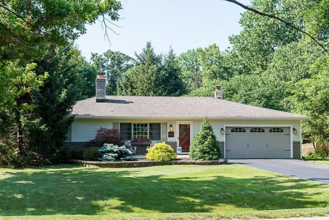 825 W 77TH ST S Drive, Indianapolis, IN 46260 (MLS #21573211) :: The Indy Property Source