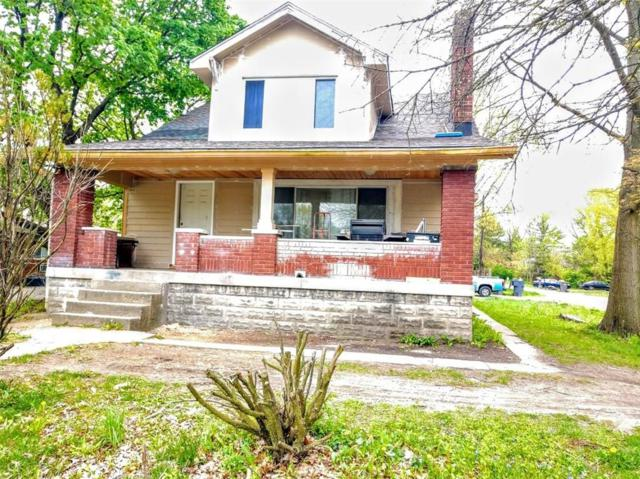 5703 E 21st Street, Indianapolis, IN 46218 (MLS #21573221) :: Indy Scene Real Estate Team