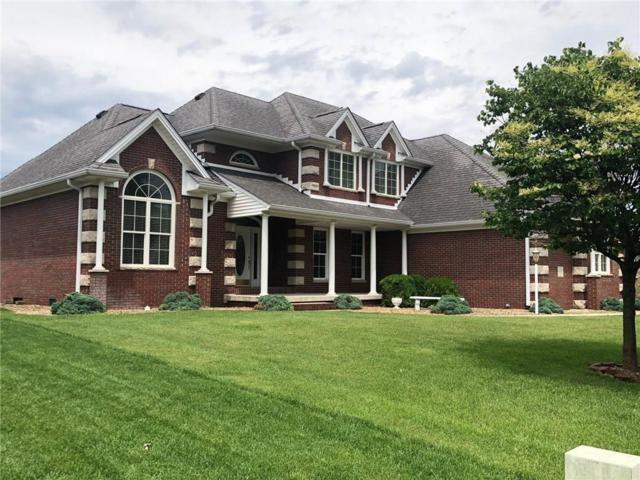 3550 Valley Drive, Columbus, IN 47203 (MLS #21573243) :: Mike Price Realty Team - RE/MAX Centerstone