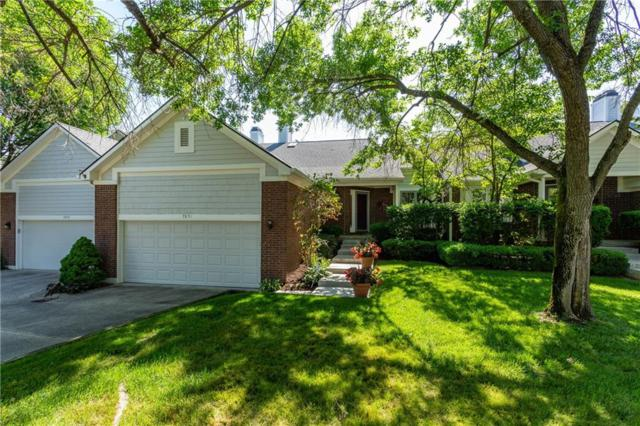 7851 Clearwater Cove Drive, Indianapolis, IN 46240 (MLS #21573299) :: Indy Scene Real Estate Team