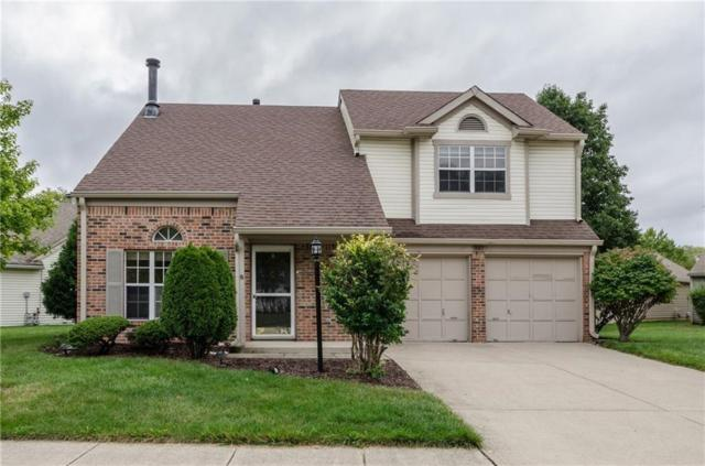 9885 W River Oak Lane, Fishers, IN 46038 (MLS #21573310) :: Mike Price Realty Team - RE/MAX Centerstone