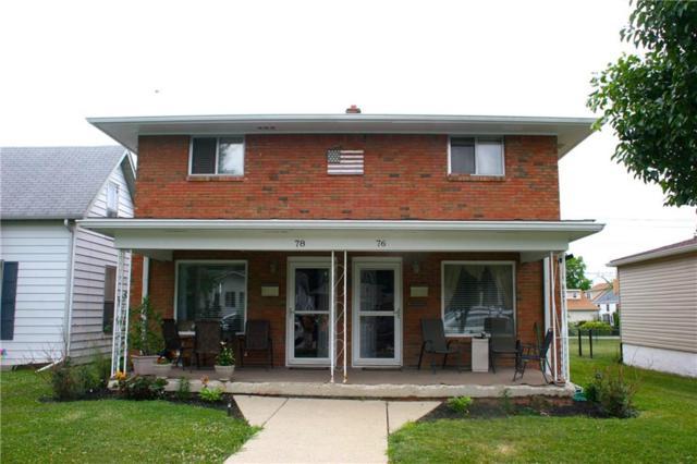 76-78 S 5th Avenue, Beech Grove, IN 46107 (MLS #21573344) :: Indy Scene Real Estate Team