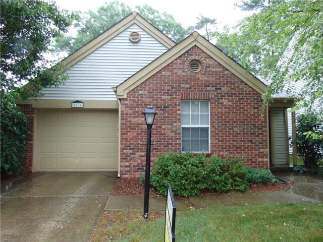 9696 Spruce Lane, Fishers, IN 46038 (MLS #21573353) :: Indy Scene Real Estate Team