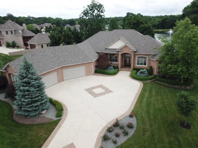 4884 Krestridge Court E, Bargersville, IN 46106 (MLS #21573369) :: The Indy Property Source