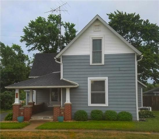 13 W South Street, Rossville, IN 46065 (MLS #21573376) :: Indy Scene Real Estate Team