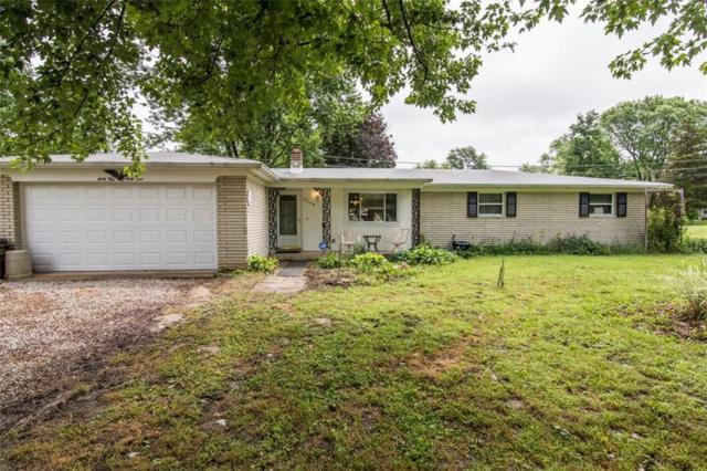 6449 Smith Road, Indianapolis, IN 46236 (MLS #21573491) :: The Evelo Team