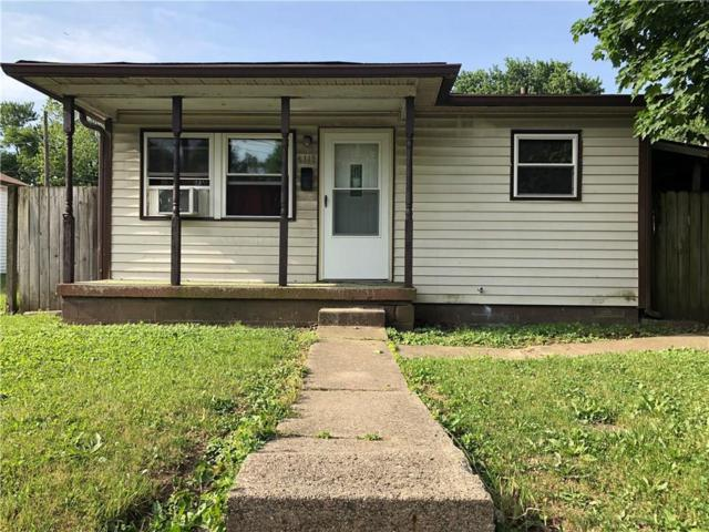 4119 E 21st Street, Indianapolis, IN 46218 (MLS #21573515) :: Mike Price Realty Team - RE/MAX Centerstone