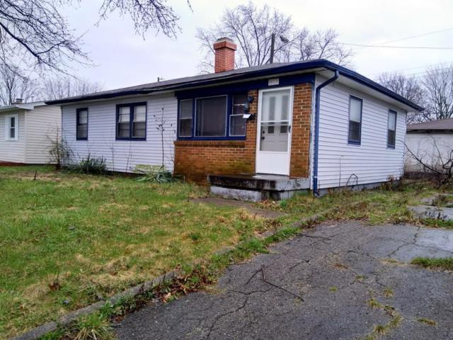 1913 E Perry Street, Indianapolis, IN 46237 (MLS #21573559) :: The ORR Home Selling Team