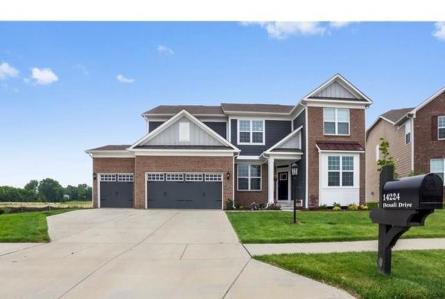 14224 Denali Drive, Carmel, IN 46074 (MLS #21573640) :: Indy Scene Real Estate Team
