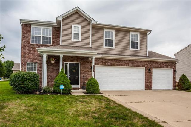 3519 Vanadell Lane, Indianapolis, IN 46217 (MLS #21573666) :: The Evelo Team