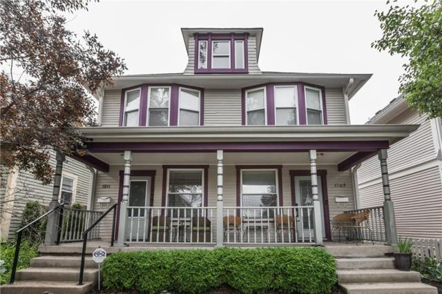 1209 Sturm Avenue, Indianapolis, IN 46202 (MLS #21573667) :: Indy Scene Real Estate Team